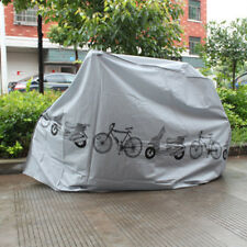 Bike Cover  Motorcycle Waterproof Outdoor Bike Dust Rain Resistant Cover Garage