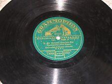 Schellackplatte Grammophon In der Heinzelmännchen-Bar, Lockenköpchen