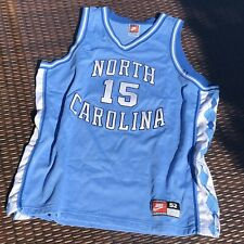 Nike Authentic Vince Carter NORTH CAROLINA Trikot NBA Basketball Jersey Jordan I