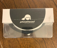 Pivothead HD Recording Sunglasses - Black - Free Shipping- Brand New