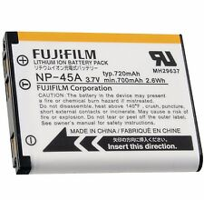 Fujifilm Fuji NP-45A Battery For J10 J25 J35 Z300 J20 XP70 XP60 XP10 T550 T500