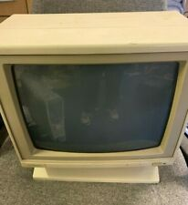 RARE VINTAGE SPERRY UNISYS GREEN SCREEN MONITOR