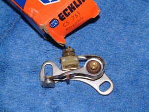 Napa Echlin CS-751 Contact Set / Points Assembly Ford Lincoln Mercury Edsel