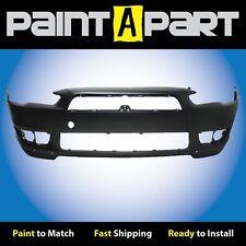 2008 2009 2010 2011 Mitsubishi Lancer (GTS, SE) Front Bumper (MI1000319) Painted