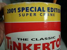 2001 Classic Tinkertoy Construction Set 60+ Pieces