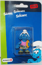 Climber Smurf Plastic Figurine in Package 20468