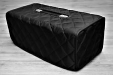 Nylon quilted pattern Cover for Hiwatt Custom 100 DR103 Head amplifier