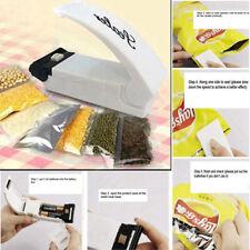 Portable Heat Machine Sealing Tool For Plastic Bag Impluse @Food Package Sealer