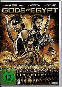 Gods of Egypt von Alex Proyas   DVD   Zustand gut