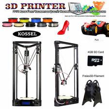 Kossel Delta Rostock G2s Metall Extruder 3D-Drucker Printer Auto-leving DE