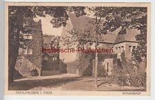 (88427) AK Mühlhausen i. Thür., Rathaushof 1927
