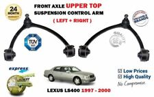 FOR LEXUS LS400 1997-2000 2 X FRONT UPPER TOP LEFT RIGHT SUSPENSION CONTROL ARM