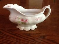 Johnson Brothers England Gravy Boat - Vintage