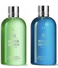 Molton Brown infused Eucalyptus & Blissful Templetree Bath & Shower Gel300ml NEW