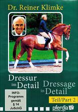 Dressage in Detail 2 with Reiner Klimke DVD NEW