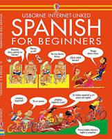 Spanish For Beginners by Usborne Publishing Ltd (CD-Audio, 2001)