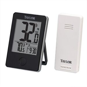 Taylor 1730 Wireless Digital Indoor/Outdoor Thermometer