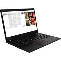 """Lenovo ThinkPad T490 14"""" FHD Touch i7-8565U 16GB 512GB SSD FPR Webcam Warranty"""