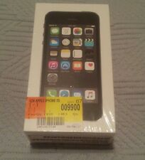 Apple iPhone 5S 16GB Space Gray Verizon Prepaid Smartphone *SEALED*