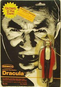 Count Dracula © 1980, Remco #869 Universal's Famous Mini Monster