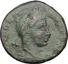 THEODOSIUS I the Great 388AD Rare Roman Coin Bivouac Military Camp Gate i32862