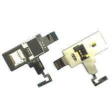 100% Genuine HTC Desire X SIM microSD holder reader flex + button tray
