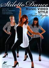Stiletto Dance: Music Video Style with Dana Foglia (DVD, 2013)
