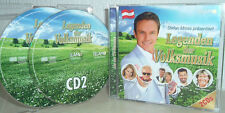 RONNY, CALIMEROS uva -Legenden der Volksmusik - präs. v. Stefan Mross 2 CDs NEU