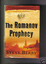 THE ROMANOV PROPHECY - Steve Berry - 1st Printing - HC/DJ - VNF/VNF