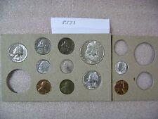 1955 Mint Set Coins Tone Fbl Rpm 11 Coins