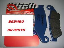 PASTILLA DE FRENO BREMBO DELANTEROS YAMAHA 125 YZ 03 >07 07KA1705