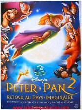 PETER PAN 2 Affiche Cinéma / Movie Poster 53x40
