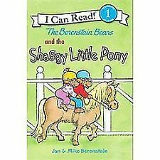 BERENSTAIN BEARS and the Shaggy Little Pony (Brand New Paperback) Berenstain