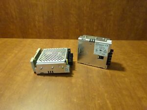 OMRON S8JX-G05005CD power supply 100-240V/5V 10A