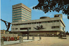 Postcard  Europe Holland  Eindhoven  Stadhuis met Bevrijdingsmonument un posted