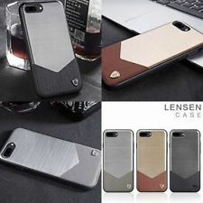 Housses et coques anti-chocs iPhone 7 Plus en métal pour téléphone mobile et assistant personnel (PDA)