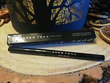 AVON True Colour GlimmerStick Eyeliner Blackest Black