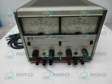 HP 6227B DUAL DC POWER SUPPLY *USED*