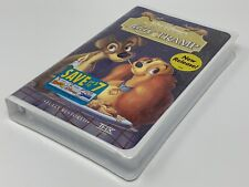 Lady and the Tramp Walt Disney VHS Video MASTERPIECE Gold Label Rare SEALED