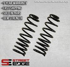 """Street Edge 99-06 Silverado/Sierra Reg Cab 2WD 1"""" Front Lowering Springs"""