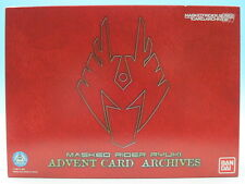 Kamen Rider Ryuki Advent Card Archives Bandai