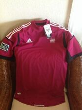 $110 Adidas Mens ClimaCool Formotion MLS Goalkeeper Blank Soccer Jersey Size M