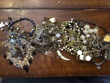 Lot of vintage costume jewelry,nothing tested lots of great pieces ,girl squad