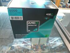 new in box AMD Athlon X2 5000 65W 2.6 GHz Dual-Core design Processor read ad