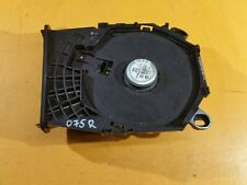 BMW 3 SERIES E90 E91 - DRIVER RIGHT UNDER SEAT SUBWOOFER BASS SPEAKER 9204786