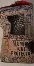 VINTAGE DIE MESH CORP ALUMINUM GUTTER PROTECTOR IN ORIGINAL BOX 1970'S
