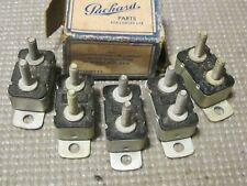 NOS 1948-1954 Packard 30 Amp Circuit Breaker Lot