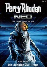 Perry Rhodan NEO-Bd.6: Die dunklen Zwillinge-Frank Borsch-Science Fiction-neu