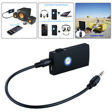2 in 1 3.5mm Bluetooth V3.0 Transmiter/ Receiver for Headphones, TV, and More