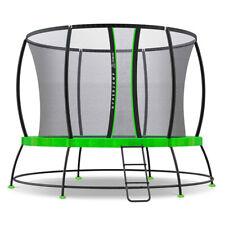 Lifespan Kids 10FT Hyperjump 3 Springless Trampoline Inc Safety Net & Ladder